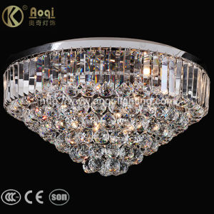 Round K9 Crystal Ceiling Light pictures & photos