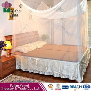 Polyester Rectangular Mosquito Net/Household Mosquito Nets/Four Door Mosquito Net