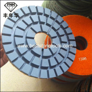 Diamond Polishing Pad for Concrete Floor pictures & photos