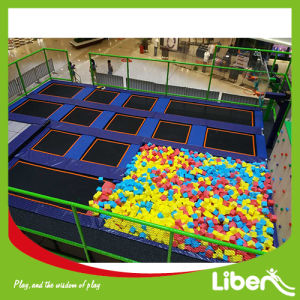 Foam Pit in Shopping Mall with Trampoline Park pictures & photos