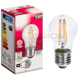 360 Degree Beam Angle LED Edison Bulb 6W A19 LED Bulb UL pictures & photos