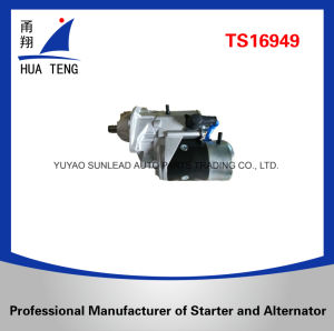 12V 2.5kw Starter for Case Loaders Motor Lester 16658 pictures & photos