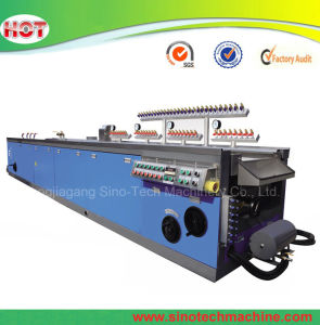 WPC PVC Window Door Profile Vacuum Calibration Cooling Tank pictures & photos
