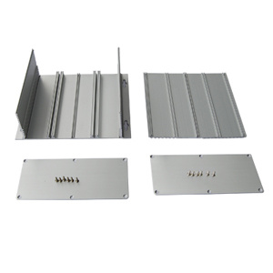 Ae-004 Aluminum Extrusion Box in Anodizing pictures & photos