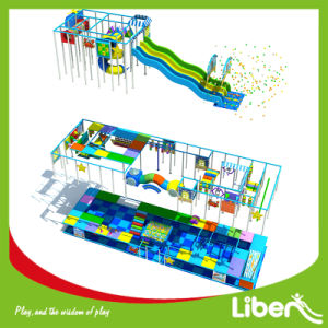 Wholesale Plastic Kids Indoor Playground Slide pictures & photos