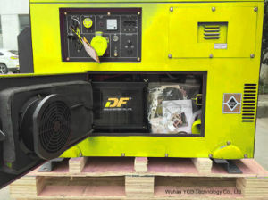 Small Silent Series Generator Sets (Box Series) for Camper/Yacht/Home/Agricultural/Villa pictures & photos