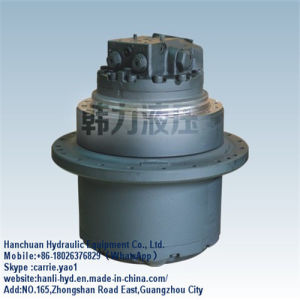 Hydraulic Rotary Swing Travel Motor for Volvo/Hyundai (Volvo 360)