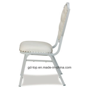 Hotel Aluminum Chair with Tablet pictures & photos