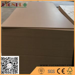 Fsc Plain MDF 1220mmx2440mmx18mm with E1 Poplar pictures & photos