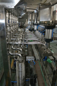 Automatic 2-in-1 Vegetable Oil Bottle Filling Capping Machinery pictures & photos