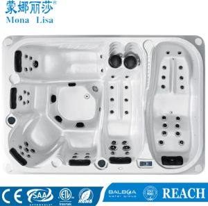 Six People SPA Bathtub Outdoor Massage Hot Tub M-3378 pictures & photos