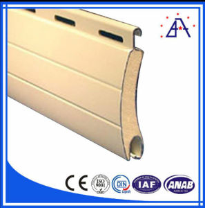 Chinese Manufacturer Aluminum Profile/Aluminum Louver/Shutter pictures & photos