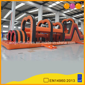 Team Building Inflatable Indoor Game Inflatable Obstacle Course Inflatable Obstruct (AQ14222) pictures & photos