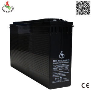 Solar 12V 150ah Front Terminal AGM Mf Lead Acid Battery