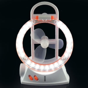 3 in 1 LED Desk lamp with Fan pictures & photos