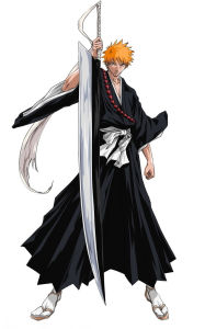 Anime Cosplay Sword/Bleach Display Sword pictures & photos