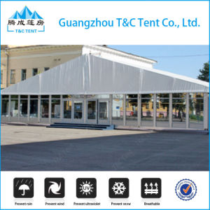 Guangzhou 25X50m 1000 People Wedding Tent with Ceiling in Nigeria for Sale pictures & photos