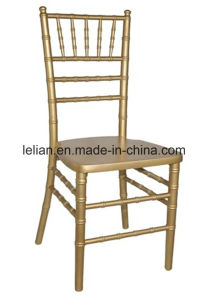 Metal Stack Wedding Chiavari Tiffany Chair (LL-0060C) pictures & photos