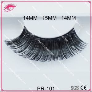 Pure Handmade Human Hair Eyelashes pictures & photos