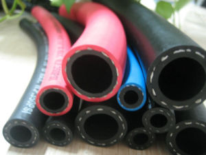 Smooth Surface Black Industry Hose pictures & photos