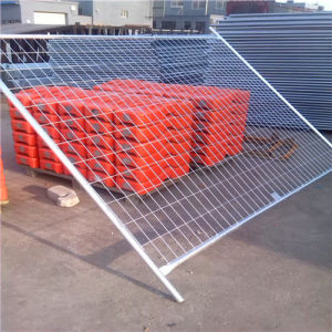 160*60*3mm Galvanized Temporary Fence From China