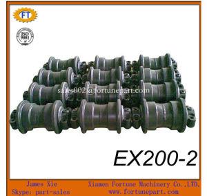 Jcb Js220 Js360 Js460 Excavator Undercarriage Parts Lower Roller pictures & photos