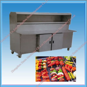 New Design Smokeless Bakery Equipment BBQ Grill Roaster pictures & photos