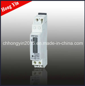 DRM18SA Single Phase 18 Mm DIN-Rail Energy Meter pictures & photos