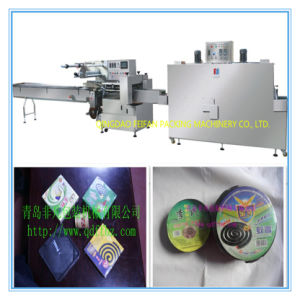 Automatic Mosquito Coils Shrink Wrapping Machine with Servo Motor pictures & photos