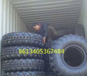 Military Tyre Btr-80 340-457, 13.00-18 Cross Country, Tyre with Good Quality pictures & photos