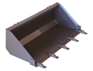 Buckets for Skid Steer Loaders pictures & photos