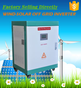 48V 96VDC to AC 5000W Solar Power Inverter with Charger-PV Hybrid Inversor pictures & photos