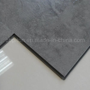 Luxury Vinyl Tile Click PVC Flooring pictures & photos