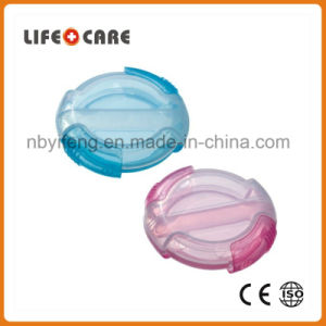 Promotion Plastic Round Pillbox for Personal Travel pictures & photos