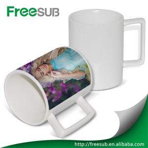 Coated Can Be Customized White Sublimation Mug pictures & photos