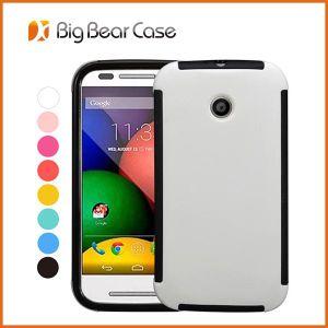 Full Body Protection Moto E Hand Phone Case