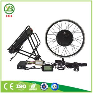 Czjb Cheap 48V 1000W Rear Electric Bike Conversion Kit pictures & photos