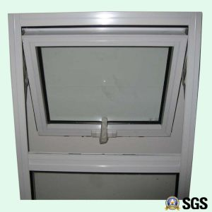 High Quality Powder Coated Aluminum Profile Awning Window with Multi Lock K05033 pictures & photos