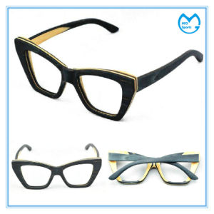 Wholesale UV 400 Handmade Wooden Eyeglass Frames Sunglasses pictures & photos
