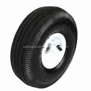 7.5X1.75 Inch Semi Pneumatic Front Wheel for Mowers pictures & photos