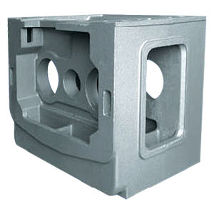 Casting Part Rough Casting Iron for Tank Body