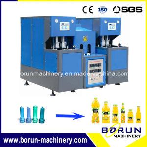 Semi Automatic Pet Juice Bottle Blowing Machinery pictures & photos