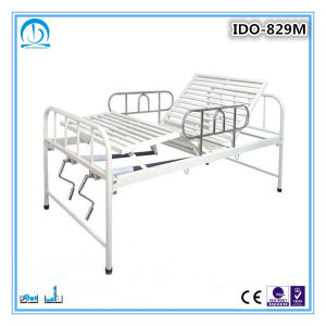 2 Rocker Manual Queen Size Hospital Bed pictures & photos