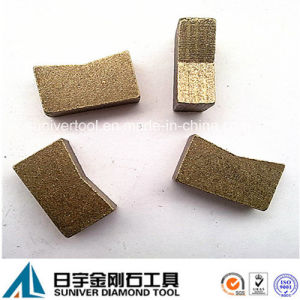 Multilayer Diamond Segment for Single Cut Granite Low Price pictures & photos