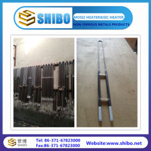 U Shape Mosi2 Heating Elements at Good Price pictures & photos