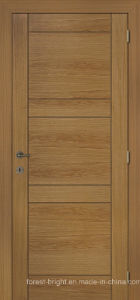Natural Veneered Flush Door S6-06 pictures & photos