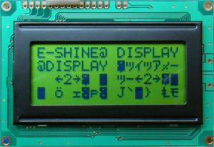 LCD Modules STN LCD Character COB EC1604C0 pictures & photos