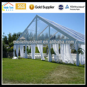 Cheap Aluminum Frame Party Wedding 20X20m Outdoor Luxury Transparent Tent pictures & photos
