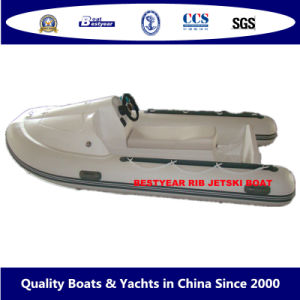 Bestyear Rib Jetski Boat for Sport pictures & photos