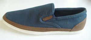 Men′s Canvas Shoes/Flat Shoes